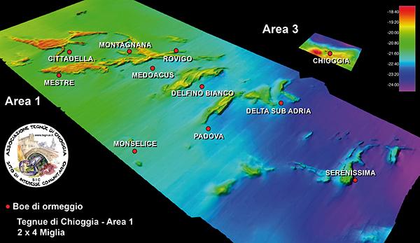 cartografia subacquea gratis
